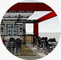 Icon Jasa Desain Interior Restoran Balikpapan Berau Bontang Bulungan Kutai Kutai Barat Kutai Timur Malinau Nunukan Pasir Penajam Paser Utara Samarinda Tarakan