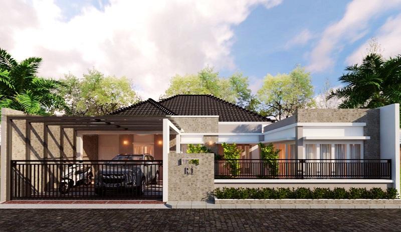 desain rumah balikpapan