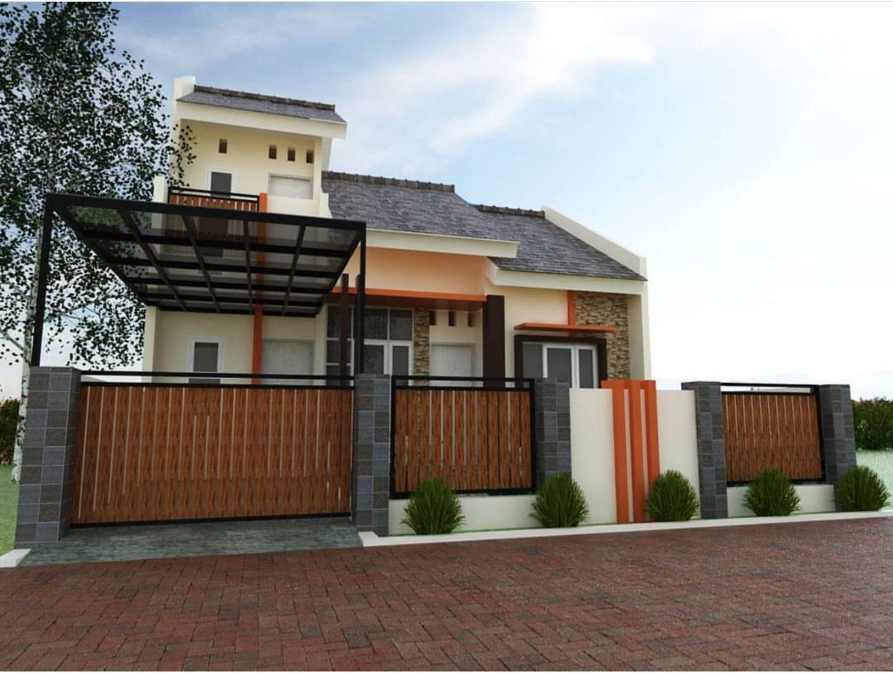 Desain Renovasi Rumah 2 Lantai Balikpapan