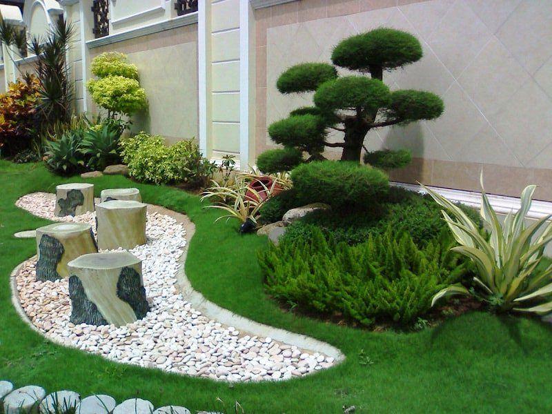 landscae taman rumah