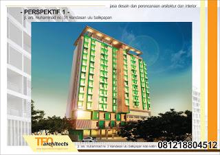 Apartemen Madani Balikpapan